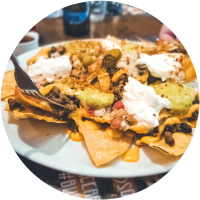 Nachos Sublime
